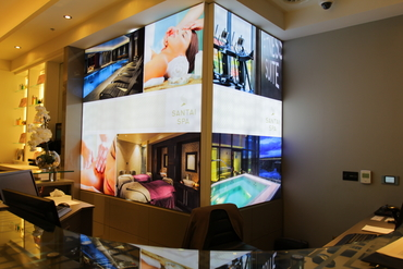 Santai Spa-resorts world