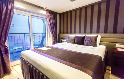 Executive Suite-resorts world