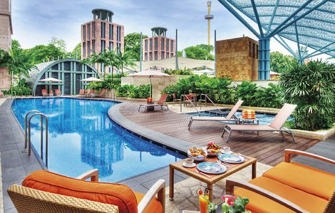 hotel michael - resorts world sentosa