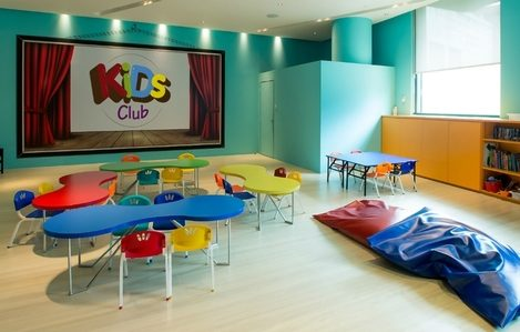 kids club-resorts world