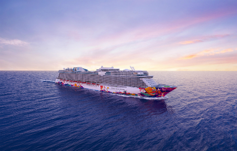 world dream - dream cruises