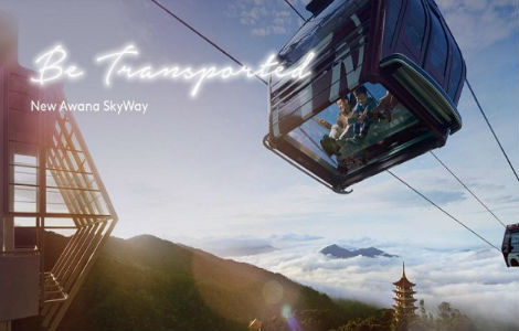 awana skyway - resorts world genting