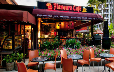 flavours cafe-resorts world genting