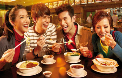 good friends express - resorts world genting